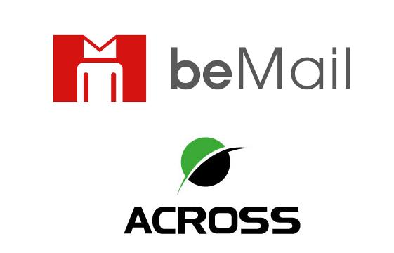 Across: performance in crescita del 25% grazie a beMail
