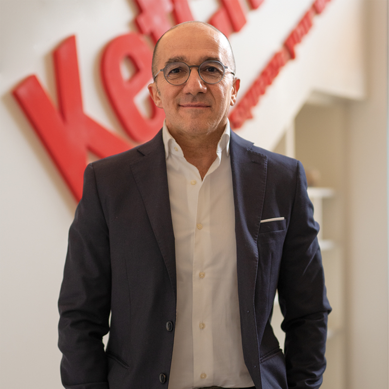 Serge Pastore Ketchup Adv